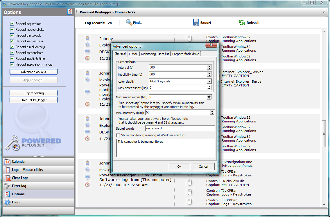 keylogger-software
