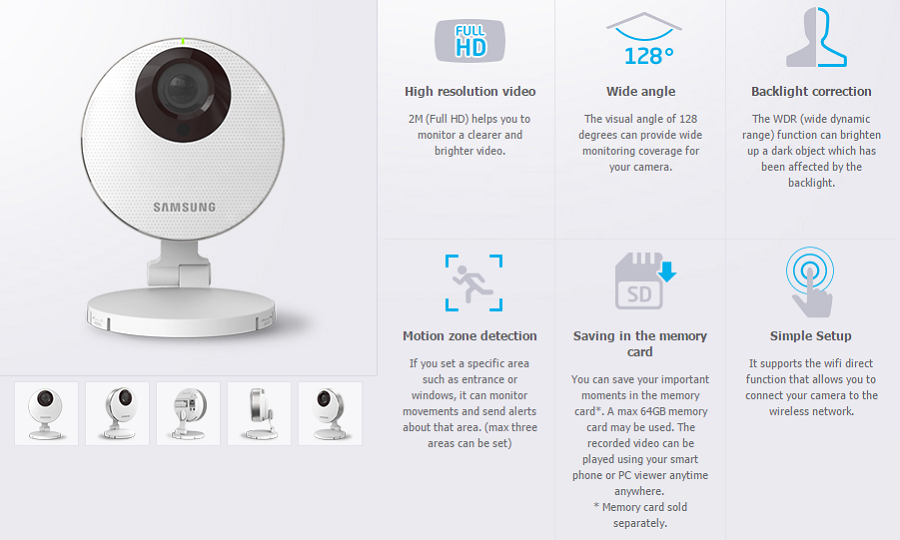 samsung 1 - Cheeze!Hackers Can Easily Access Your Samsung SmartCam Security Cameras