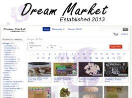 darkweb dream market