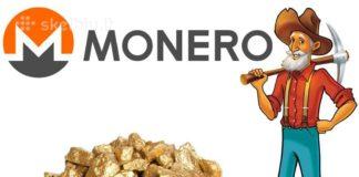 Mine Monero