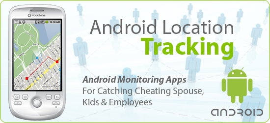 Tracking Apps for Android