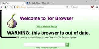 tor browser vulnerability