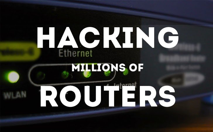 New GhostDNS, DNS Changer Botnet Hijacked Over 1,00,000 Routers