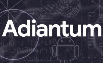 adiantum by google