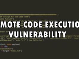 rce vulnerability